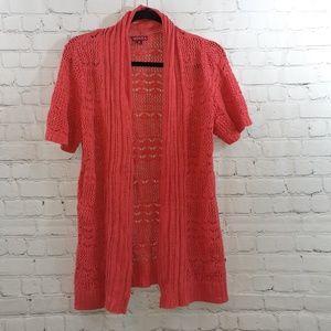 Merona Ladies Short Sleeve Sweater